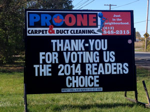 Pro-One Reader's Choice Award